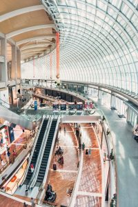 retail leasing for malls